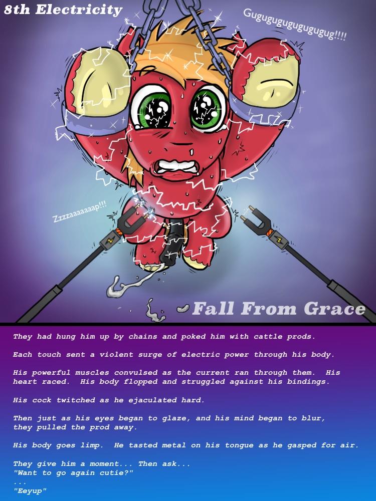 planescape fall-from-grace Yang xiao long robot arm