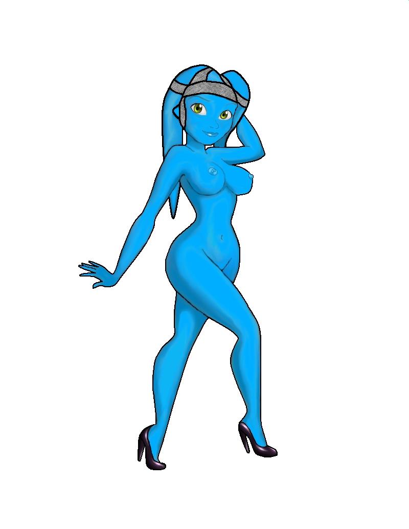 blue zell23 of forest skin Kimi e okuru sora no hana
