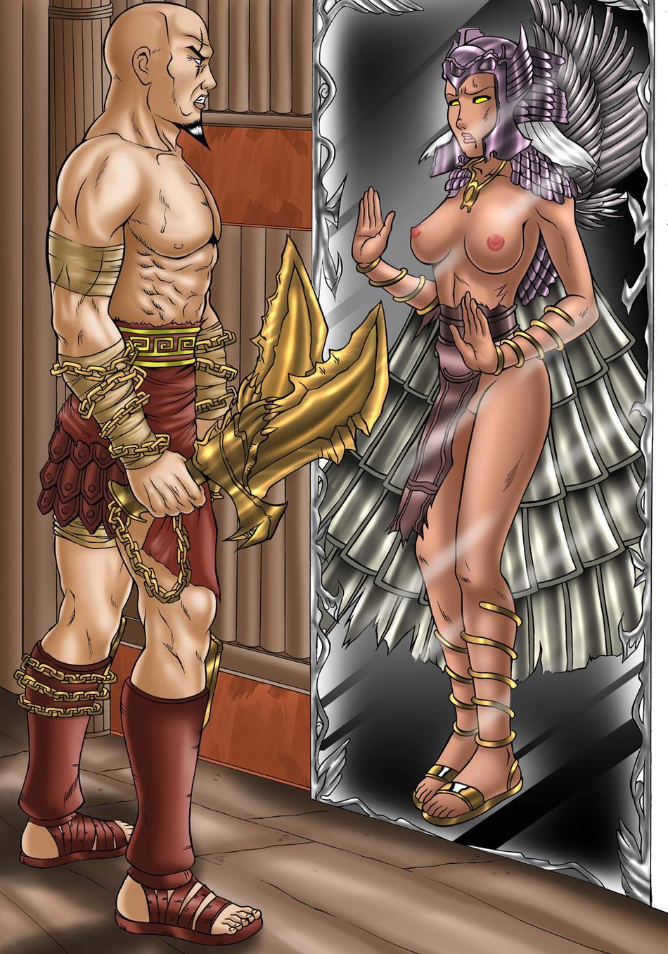 war god of pandora hentai The grim adventures of billy and mandy xxx