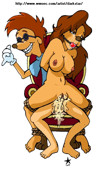 roxanne goofy movie Rule there is porn of it