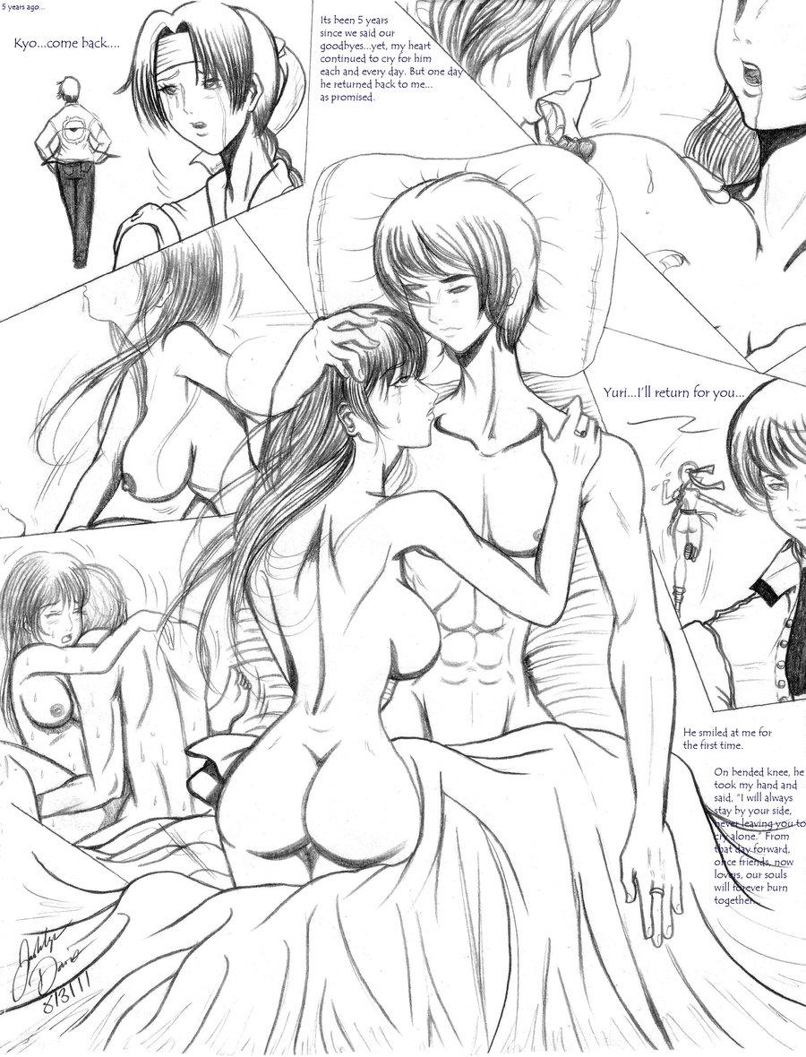 of fighting bra art king Boku_no_kanojo_ga_majime_sugiru_shojo_bitch_na_ken