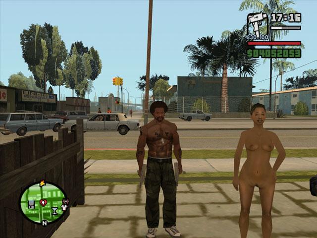 theft auto nudity v grand Zero suit samus hot gif