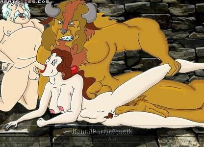 rule beauty beast and the 63 Gwen from total drama island