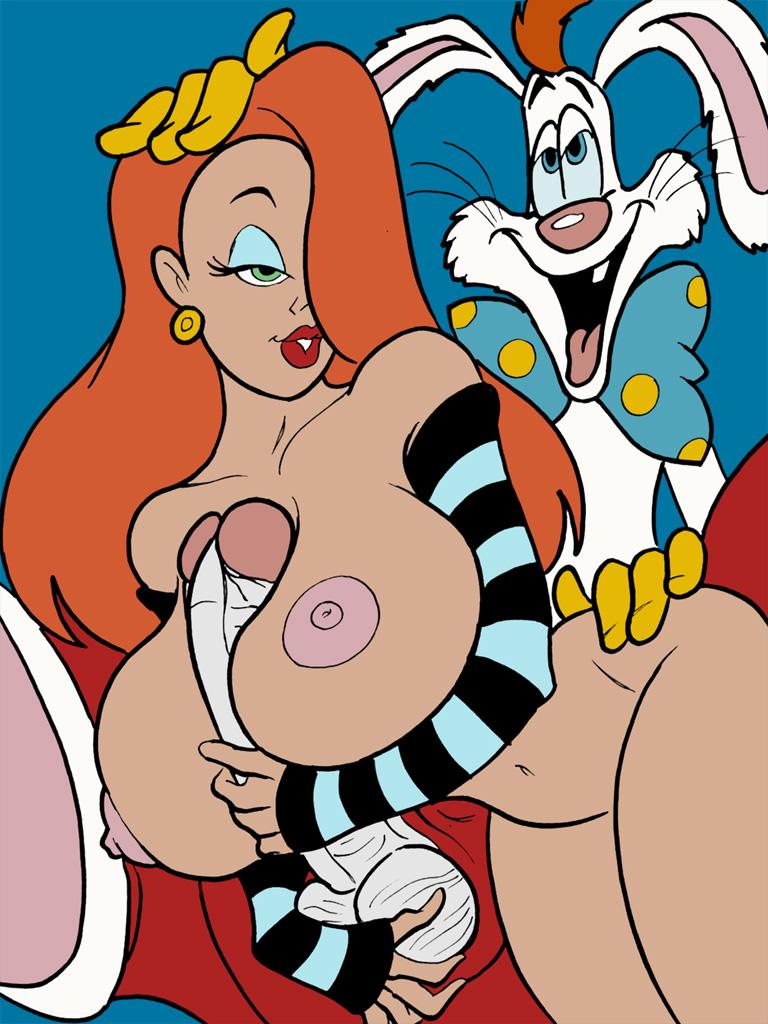 rabbit porn roger rabbit jessica and My hero academia pixie-bob