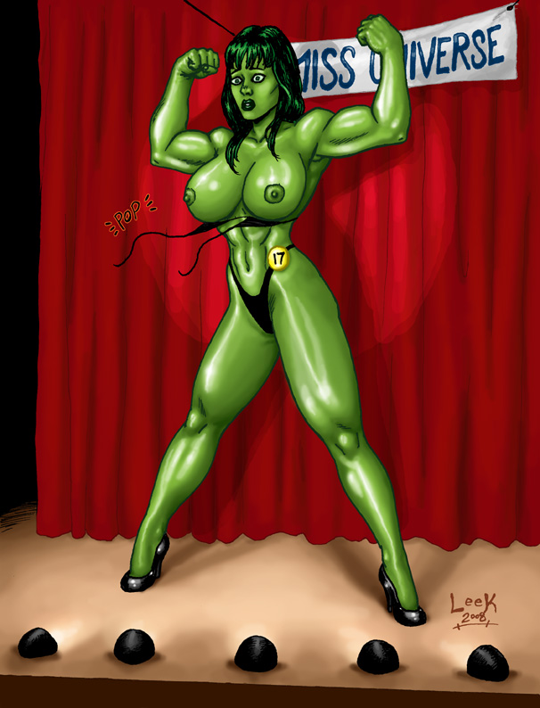 and she-hulk spiderman Legend of queen opala sex