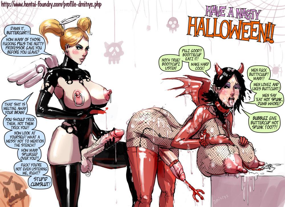 powerpuff girls buttercup crying the Splatoon callie and marie fanart