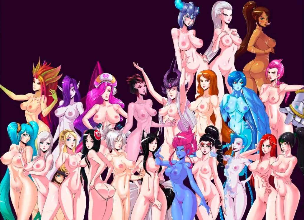 league legends of girls jiggly Taimanin asagi ~kessen arena~