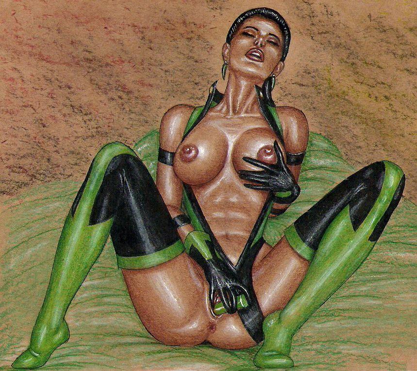 vs.dc catwoman kombat universe mortal Phantasy star online dark falz
