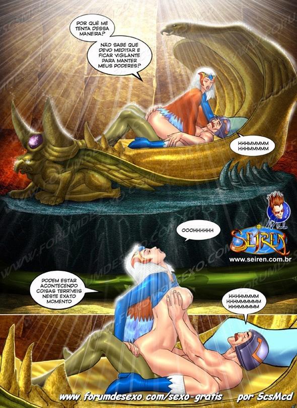 of general goblin the overlord horn Seikon no qwaser ekaterina kurae