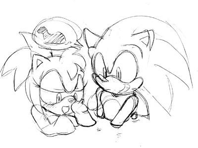 the and the sonic werefox werehog tails Is that a jojo refrence