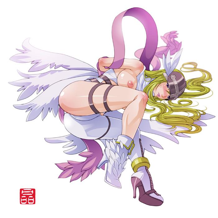01 v digimon tamer adventure Eirei tsukai no blade dance