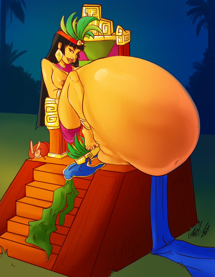 el to naked dorado road the Dragon ball chi chi porn