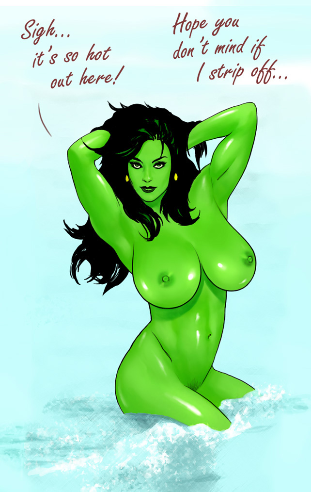 and spiderman she-hulk Spooky's jump scare mansion porn