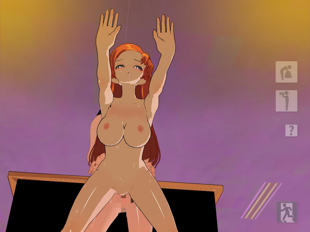 girl evolution custom 3d uncensor The future is wild squibbon