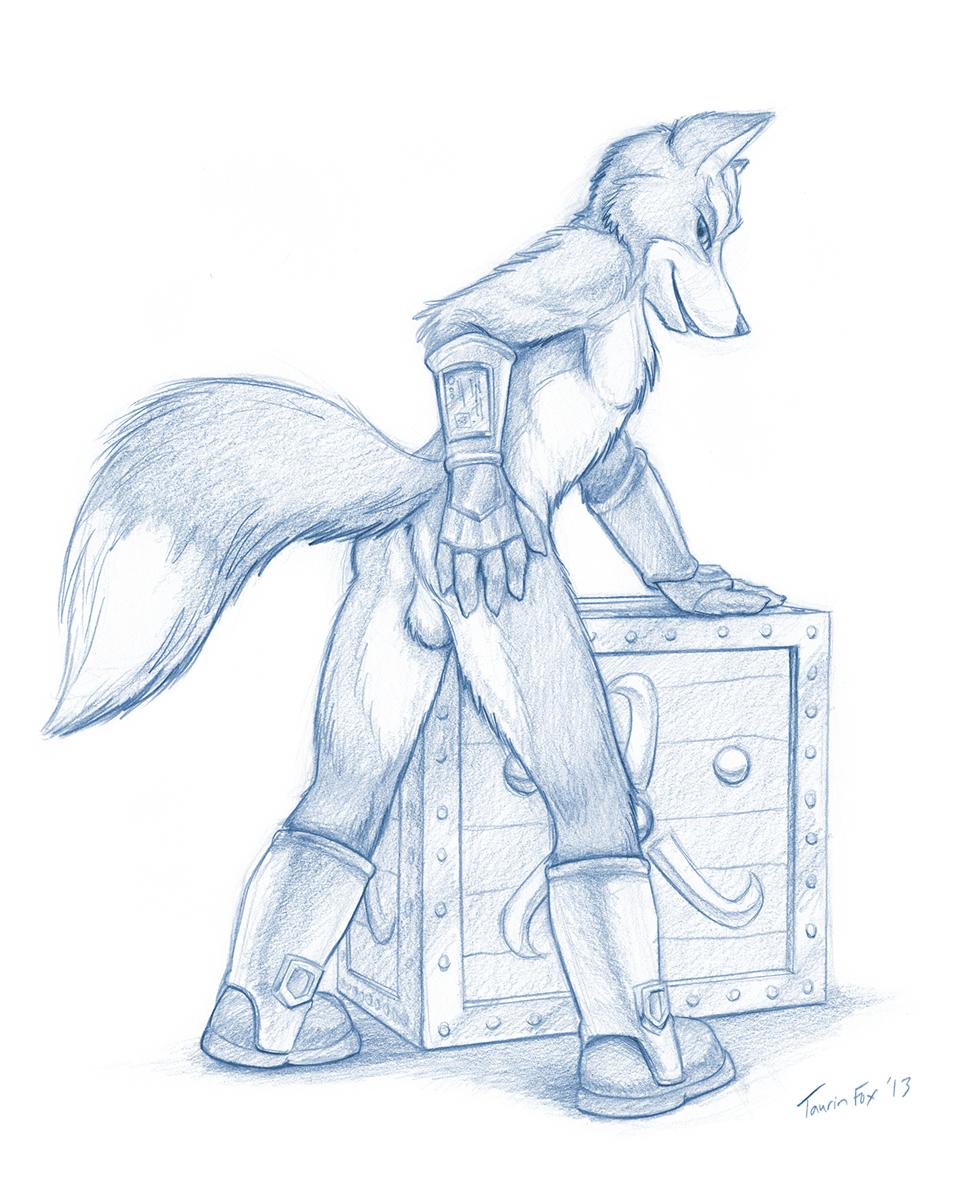 fox mechanic lily Blue diamond from steven universe