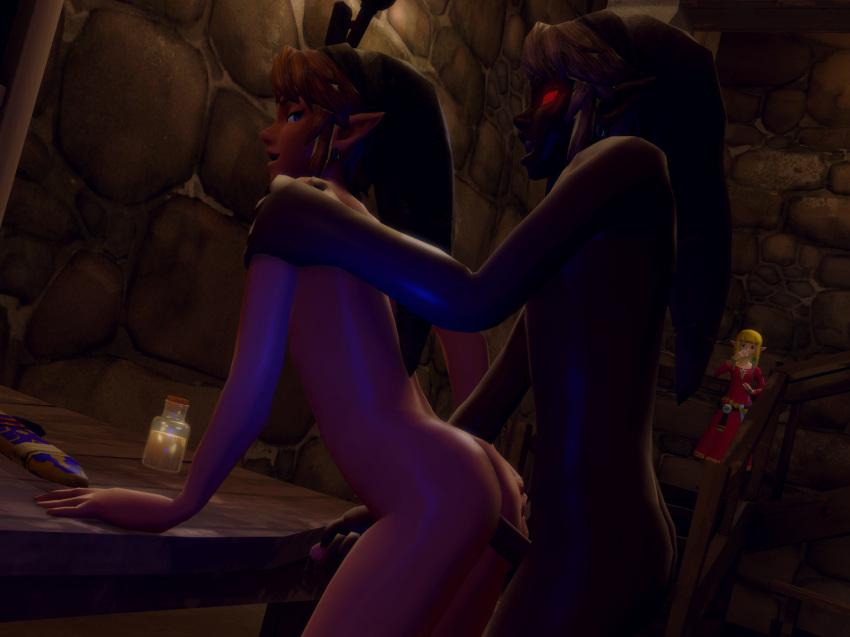 of legend skyward sword zelda porn the Nora to oujo to noraneko heart game