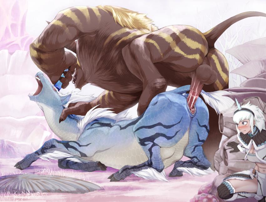 monster world kirin set hunter Fire emblem fates hinoka hentai
