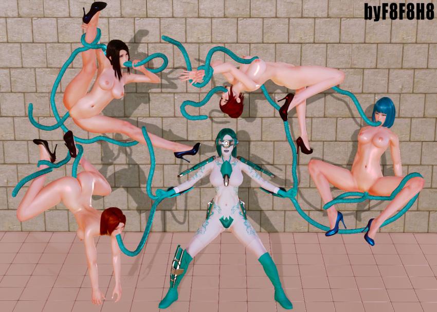 tentacle the through way all Tsugou no yoi sexfriend hentai gifs