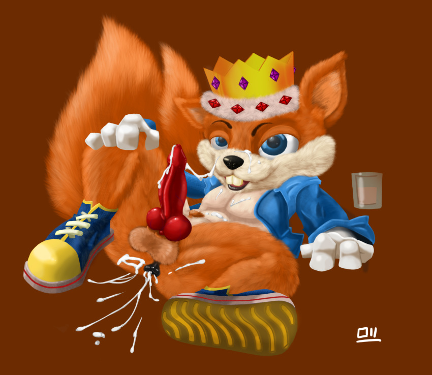 conker's gif day bad fur Marionette five nights at freddy's gif