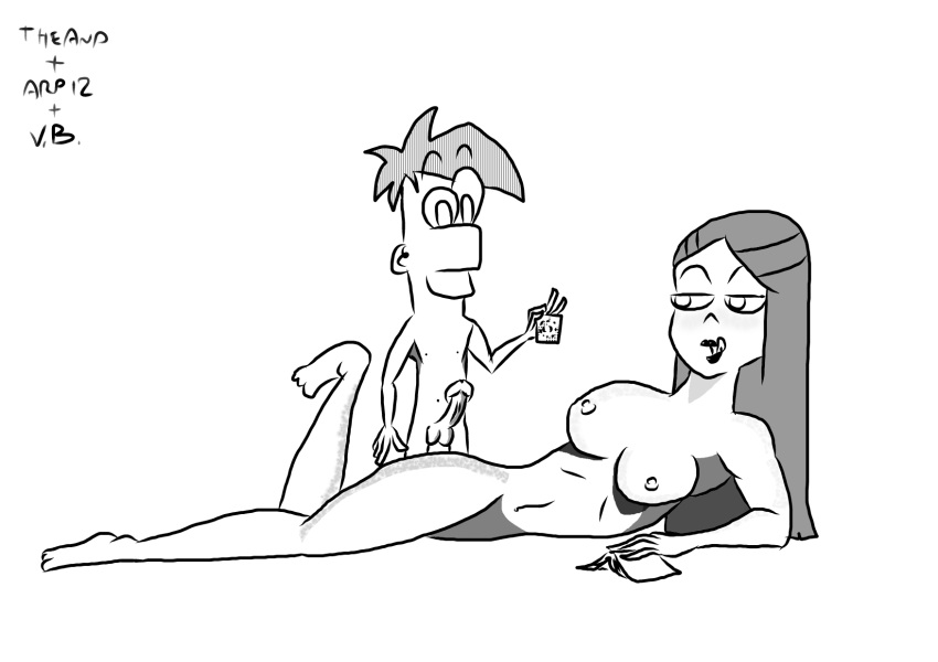 gif and phineas sex ferb Daisuki_na_haha