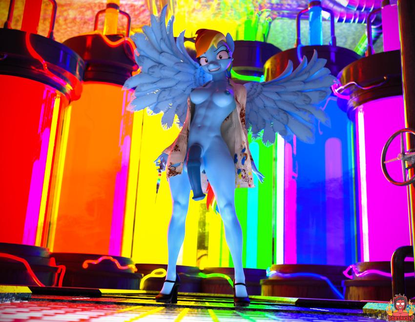dash mlp soarin and rainbow Koinaka koinaka x nakadashi sexual life.
