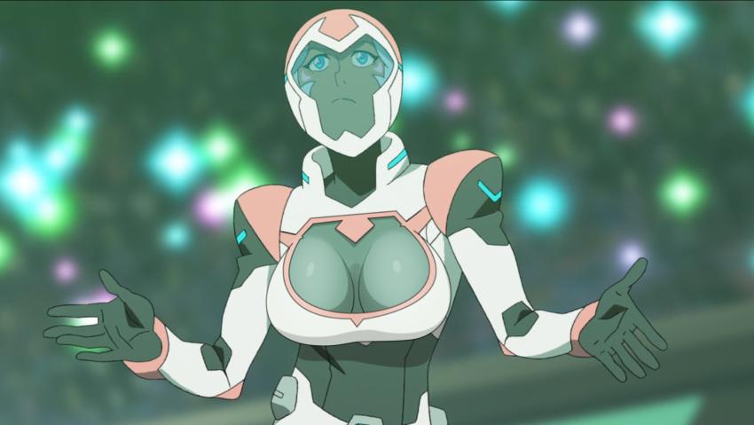 defender princess legendary allura voltron Mayoiga no onee-san the animation