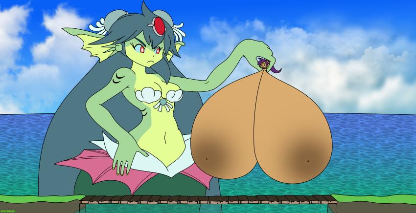 shantae nude mod hero genie half Sword art online 2 xxx