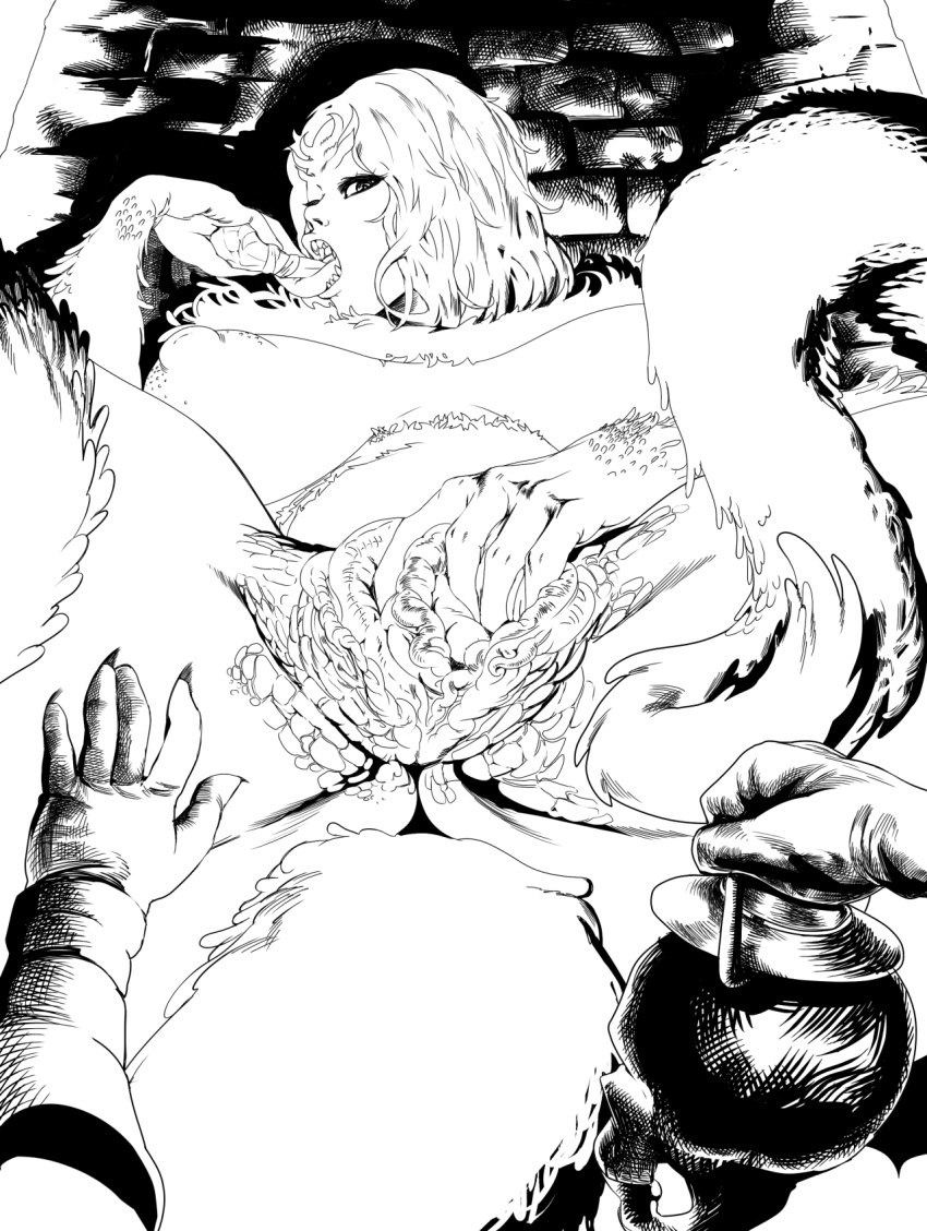 priscilla hentai souls crossbreed dark Eska the legend of korra