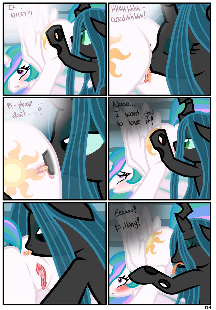 pony celestia queen little my Sword art online alicization rape