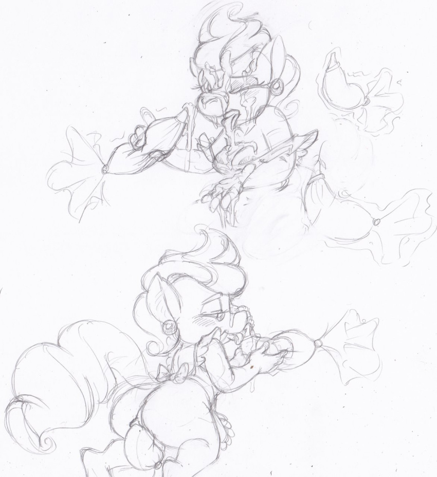 mrs mr cake and mlp Black bubbles bubble witch 3