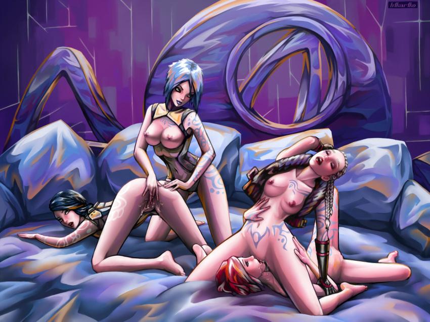nude tiny 3 borderlands tina Sex at the loud house