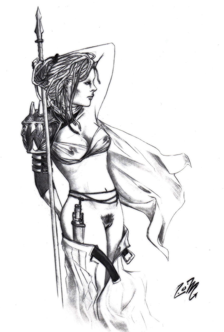 clone joan high arc of The legend of zelda twilight princess midna