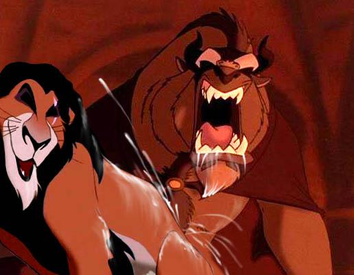 lion fuli and guard kion Tales of symphonia