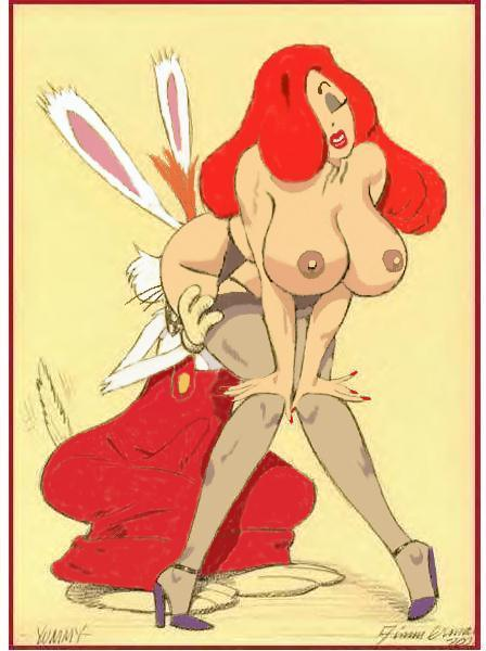jessica framed rabbit no roger rabbit panties who Bendy and the ink machine fanart bendy