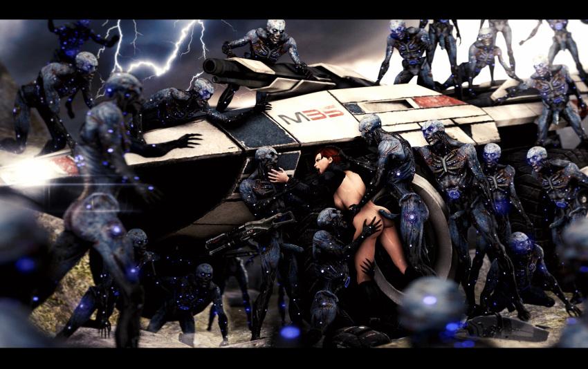 liara effect mass porn gif Titans attack on titan gif