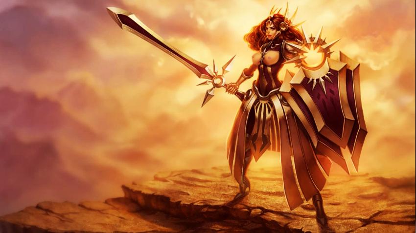 league of angels [nighthawk] moero! taiikukai-kei musume 2 hirose rino hen